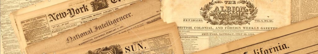 antique-newspaper-collection